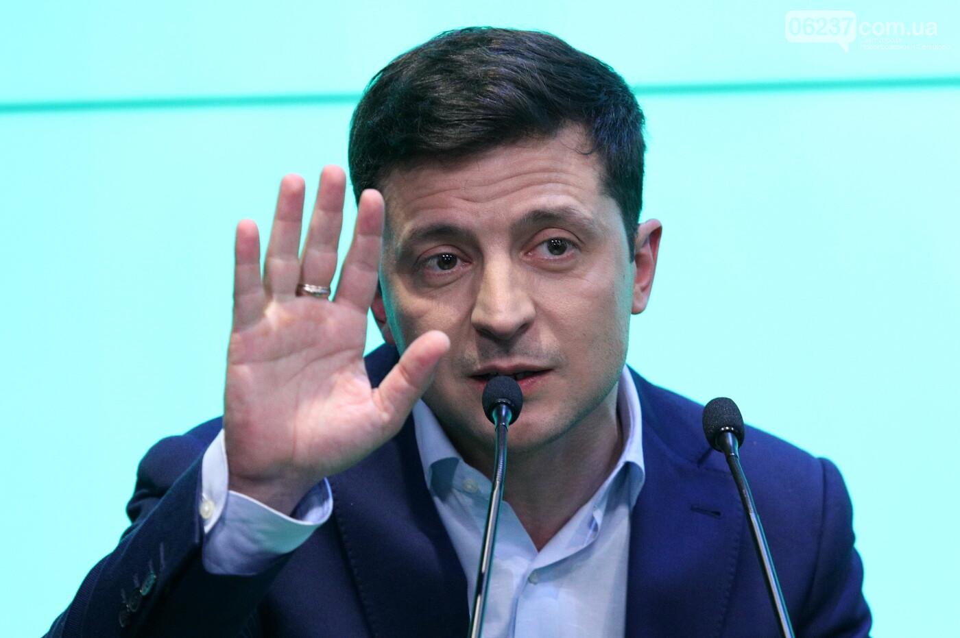 «Он такой же украинец, как и мы»: Зеленский отреагировал на скандал с новым главой Донецкой ОВГА, фото-1