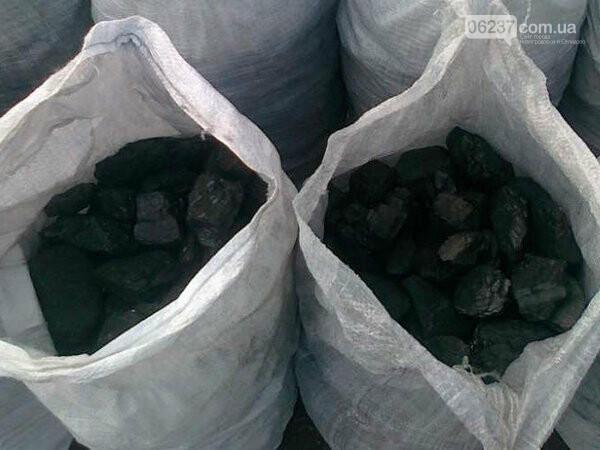 В Кураховке «на горячем» задержали угольного вора, фото-1