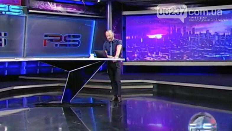 Грузинский телеведущий грубо оскорбил Путина и его родителей , фото-1
