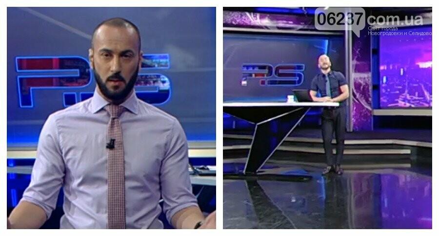 Грузинский телеведущий грубо оскорбил Путина и его родителей , фото-5