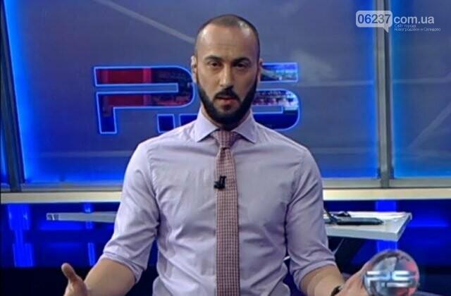 Грузинский телеканал наказал ведущего, оскорбившего Путина в эфире, фото-1