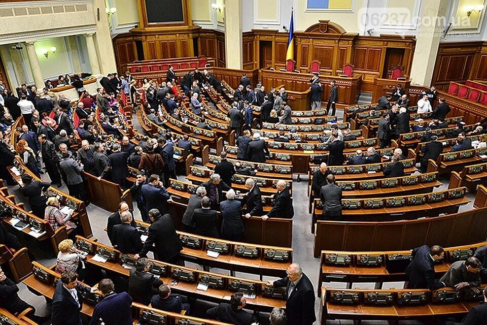 Верховная Рада провалила законопроект о поддержке угольной отрасли, фото-1