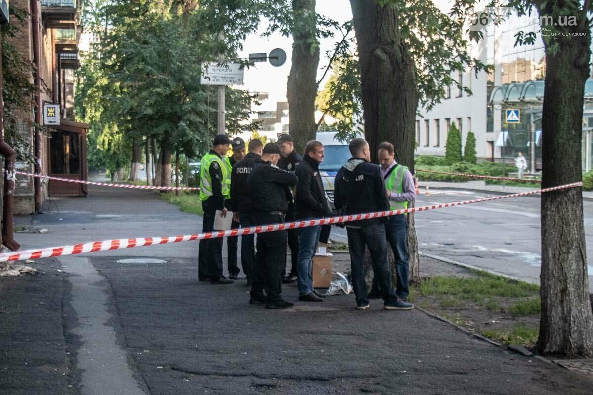 СРОЧНО! Здание телеканала «112 Украина» обстреляли из гранатомета, фото-4