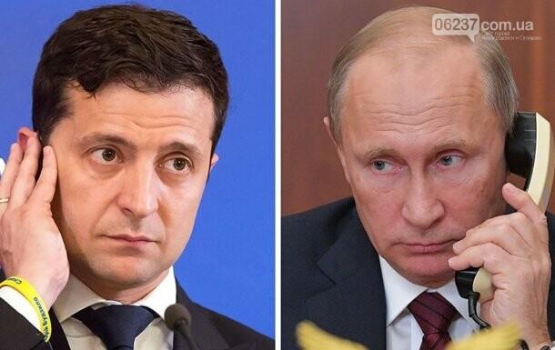 Зеленский рассказал о своем разговоре с Путиным, фото-1