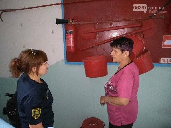 В Селидово проверили безопасность избирательных участков, фото-1