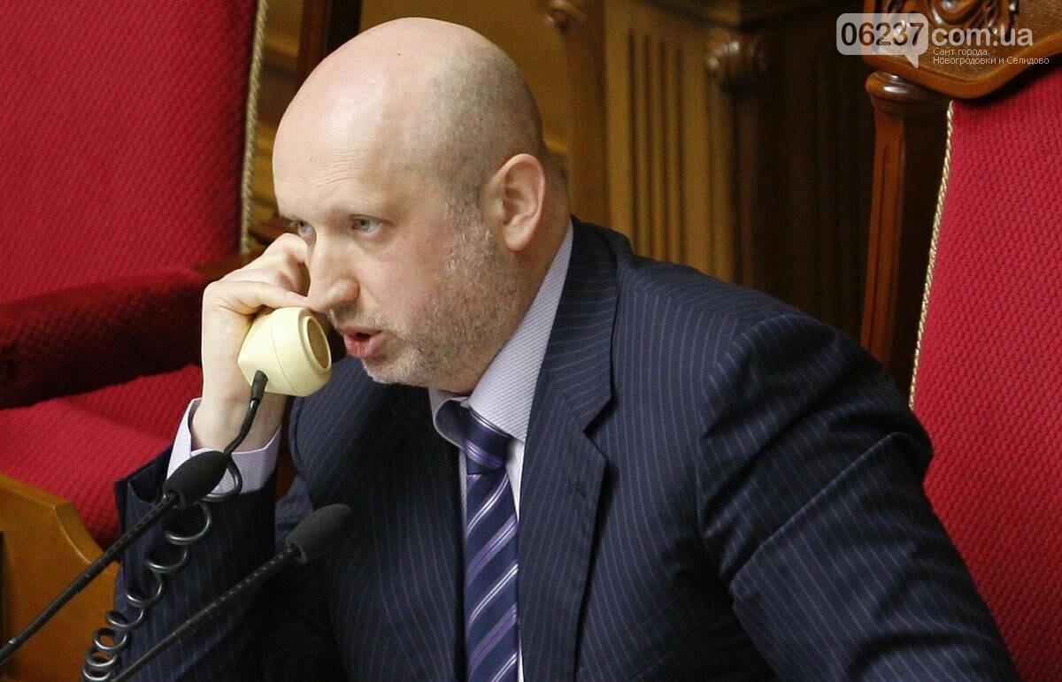 Турчинов поражен результатом партий реванша, фото-1
