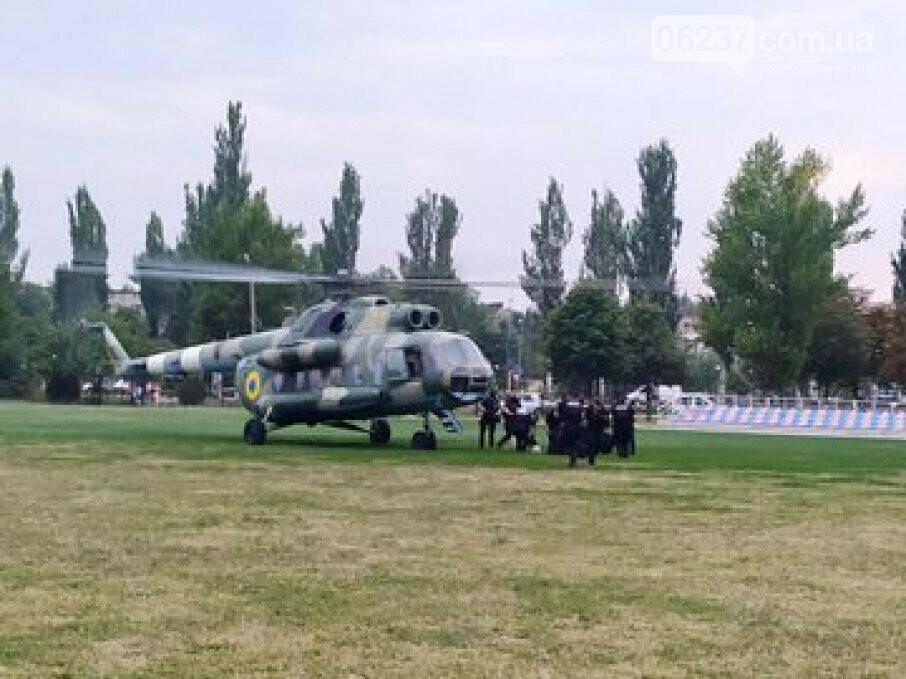 МВД направило в Покровск спецназ, фото-1