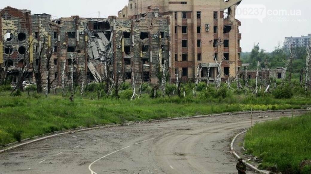 На восстановление разрушенных домов в Донбассе не выделяется финансирование, фото-1