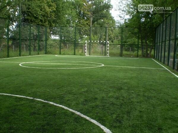 В Селидово появится еще одно современное футбольное поле с искусственным покрытием, фото-1