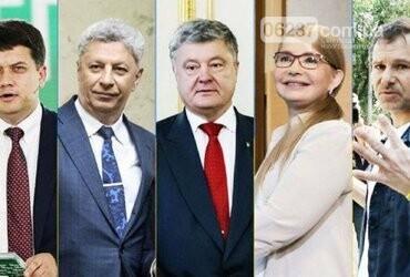 ЦИК обработала 100% протоколов: результаты выборов в Верховную Раду, фото-1