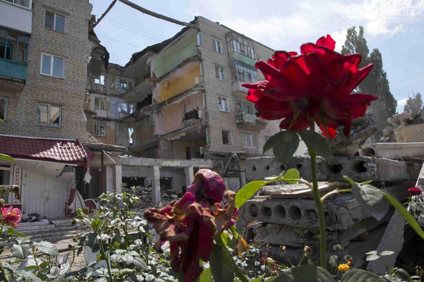 В Донбассе на компенсацию претендуют владельцы более 13 тысяч разрушенных войной домов, фото-1