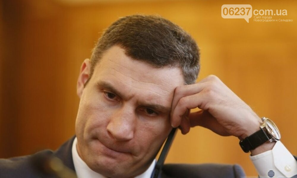 Кличко сравнил Зеленского с Януковичем, фото-1