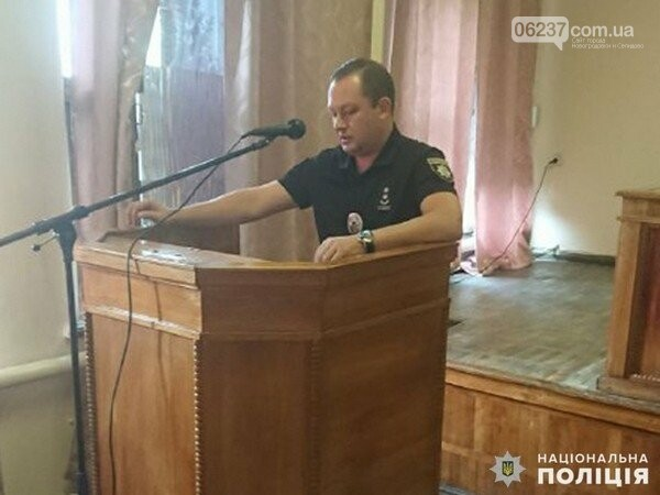Начальник Селидовского отделения полиции рассказал об уровне преступности в регионе, фото-1