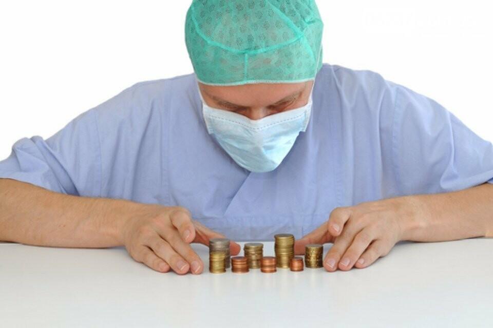 Сколько зарабатывают медики на Донетчине, фото-1