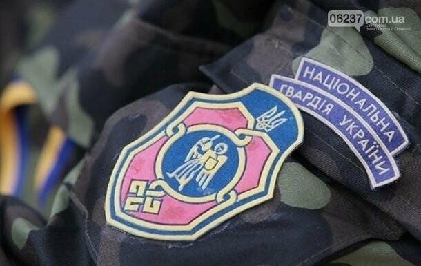 Нацгвардеец в райсуде Одессы хотел застрелиться – полиция, фото-1
