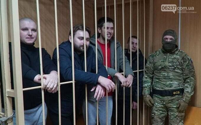 В России сообщили, когда пленные моряки вернутся в Украину, фото-1