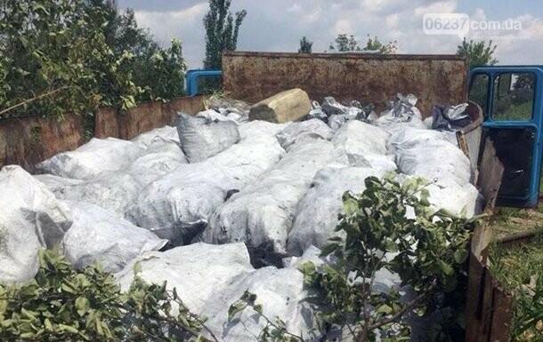 В Мариуполе из грузовых поездов украли уголь на миллион гривен, фото-1
