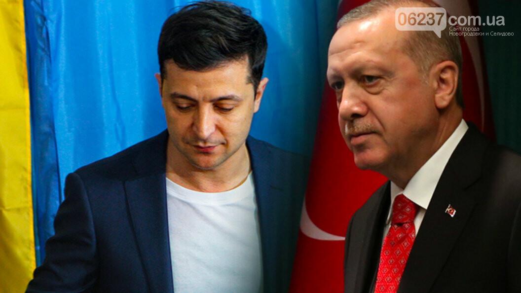 Началась встреча Зеленского с Эрдоганом в Анкаре, фото-1