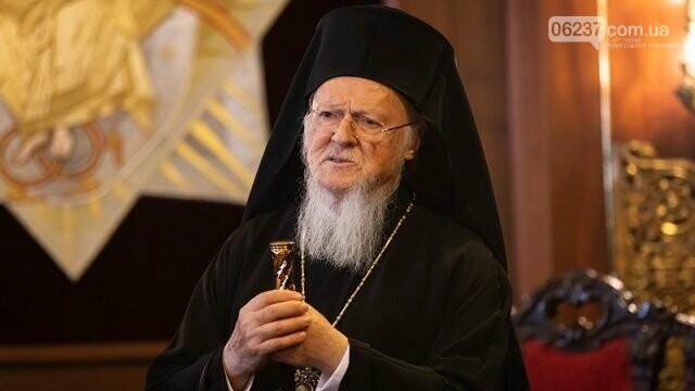 Президент Зеленский встретился с Вселенским патриархом Варфоломеем, фото-1