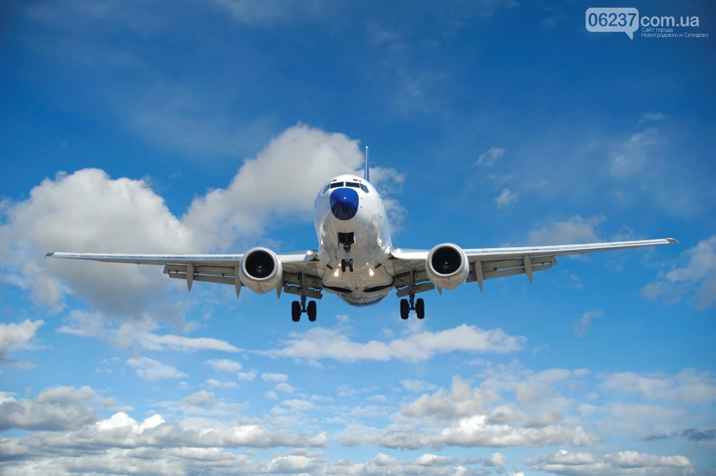 Украина открыла небо для российского самолета, фото-1