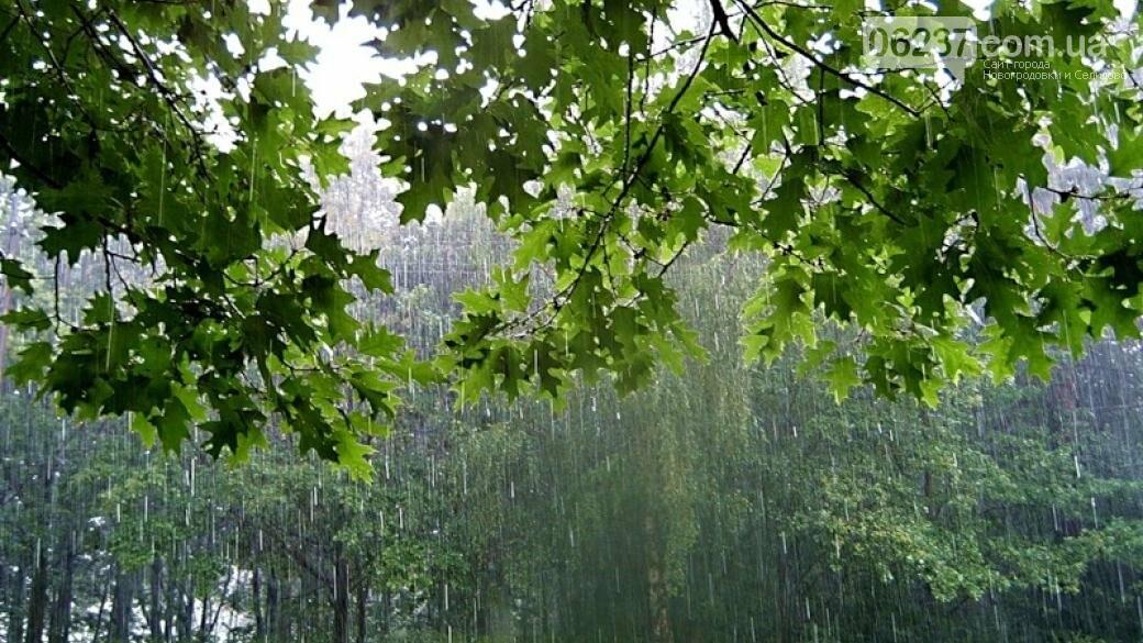 Неделя в Украине начнется с жары, местами пройдут небольшие дожди, фото-1
