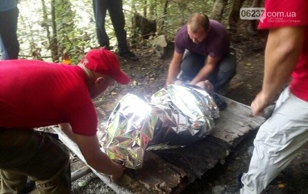 Потерялся на пять дней: в Карпатах спасли 90-летнего мужчину, фото-1