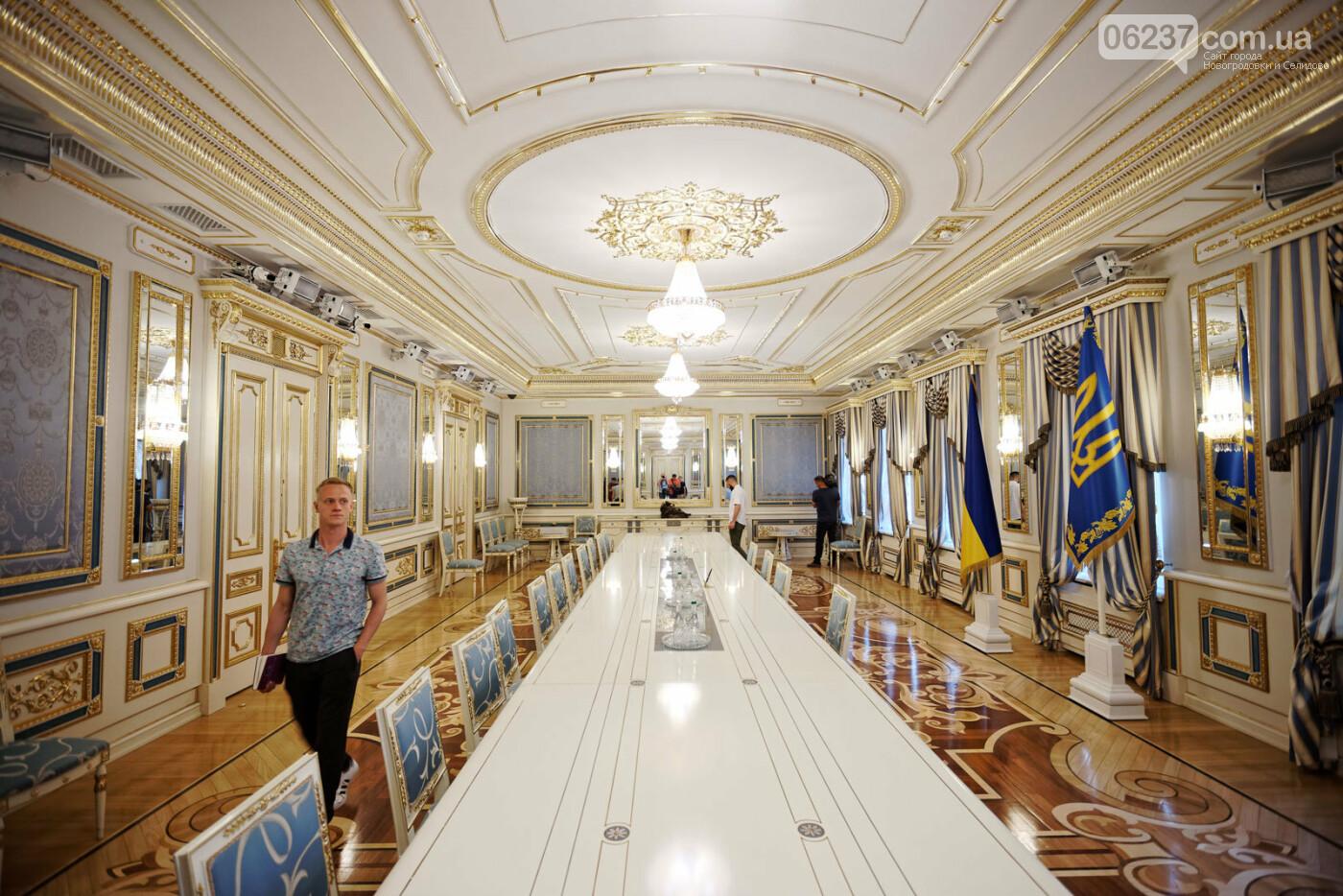 В Офисе Президента инициируют Стратегию реинтеграции Донбасса и Крыма, фото-1