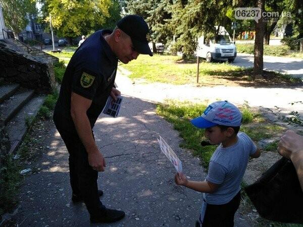 Жителям Селидово рассказали, как обращаться с взрывоопасными предметами, фото-1