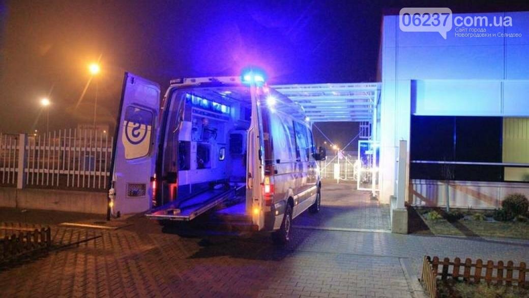 В Польше на фабрике концерна LG погиб украинец, фото-1