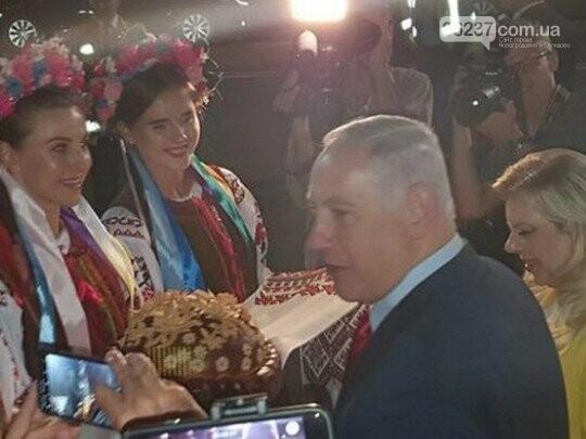 У Зеленского объяснили поступок жены Нетаньяху с выброшенным хлебом, фото-1