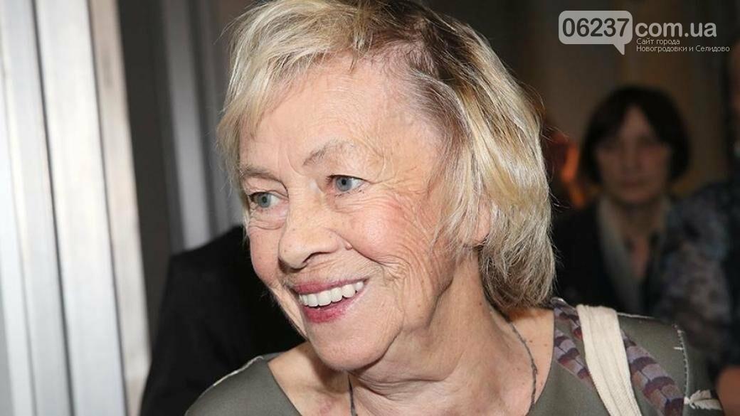 В России скончалась народная артистка Александра Назарова, фото-1