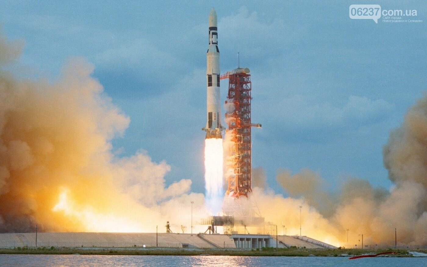 Украина испытала космическую ракету, фото-1
