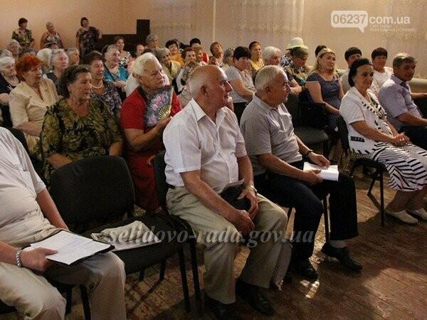 В Селидово состоялась торжественная встреча женщин-шахтерочек, фото-1