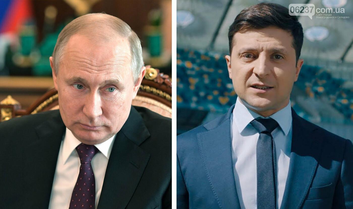 Стало известно, когда Зеленский встретится с Путиным в Нормандском формате, фото-1