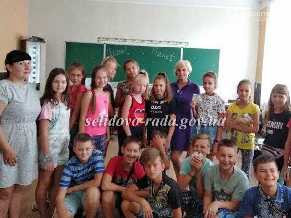 Селидовских школьников учат, как создавать свой собственный бизнес, фото-1