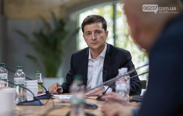 Зеленский назвал разочарование на посту президента, фото-1