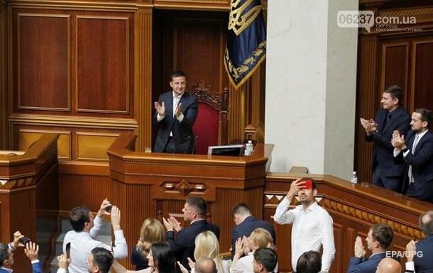 Рада приняла закон об обличителях коррупции, фото-1