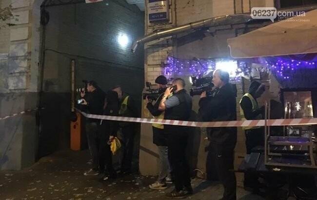 В результате взрыва в центре Киева погиб ветеран АТО, фото-1