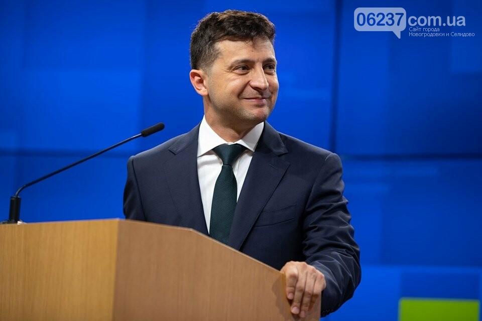 Зеленский раскрыл условия достижения мира в Донбассе, фото-1