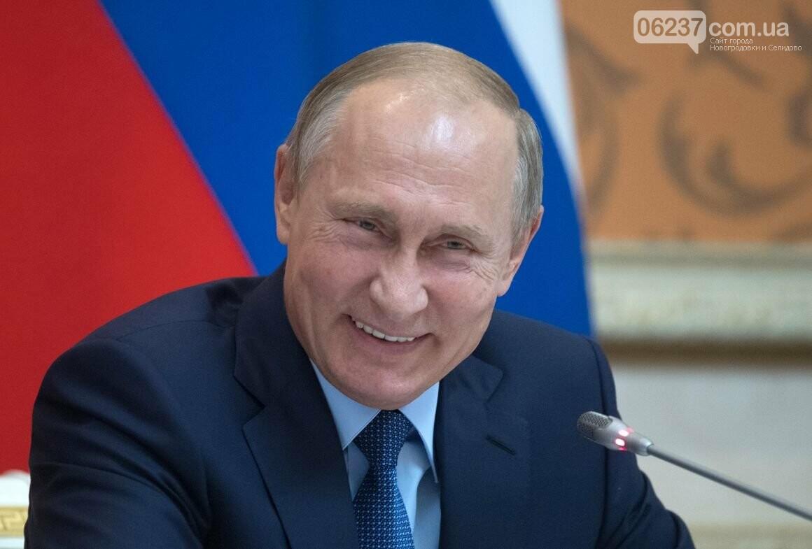 Это чудовищно: Путин разозлил сеть анекдотом о бабушке, фото-1