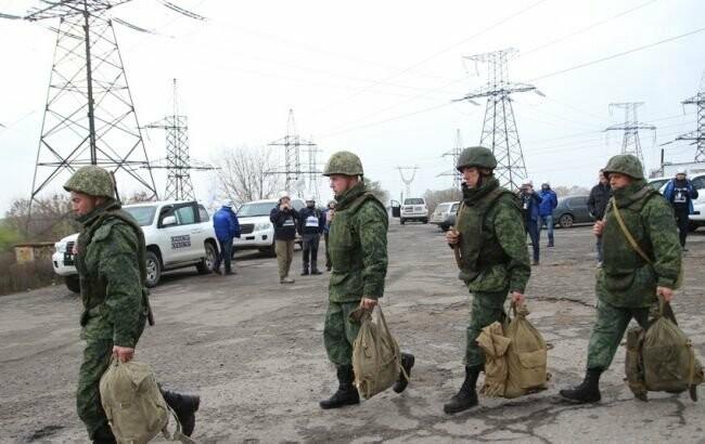 «ЛНР» объявила о завершении разведения сил в Золотом, фото-1
