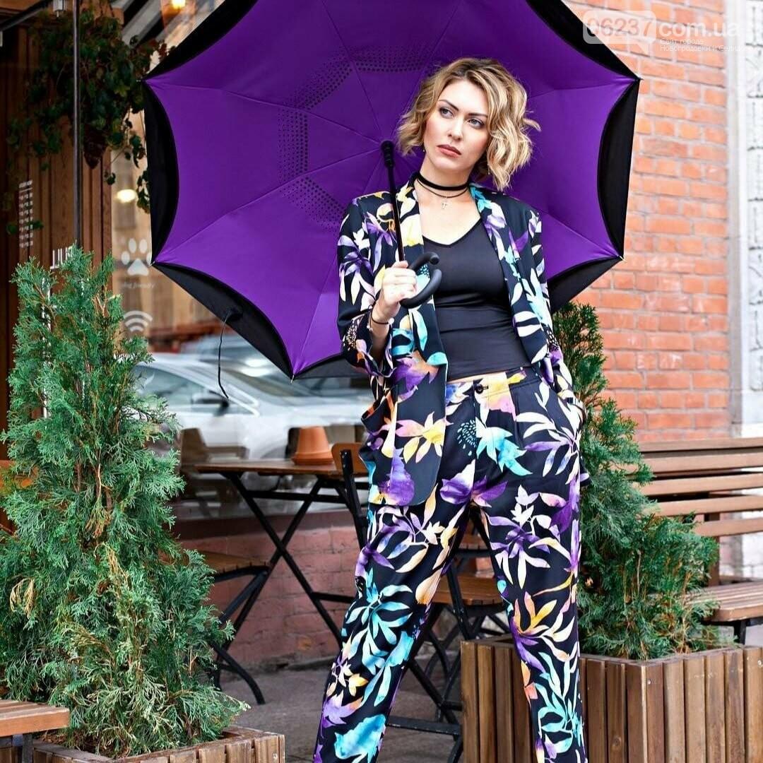 Аксессуар необходимый в любое время года - зонт Up-brella!, фото-2