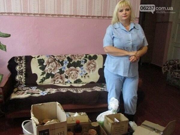 Военные продолжают оказывать помощь жителям Новогродовки, фото-1