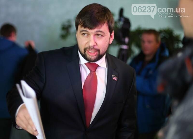 В «ДНР» захотели сделать русский единственным государственным языком, фото-1