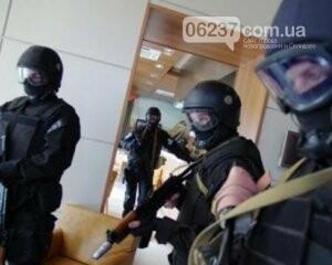 СБУ пришла с обыском в офис Медведчука, фото-1