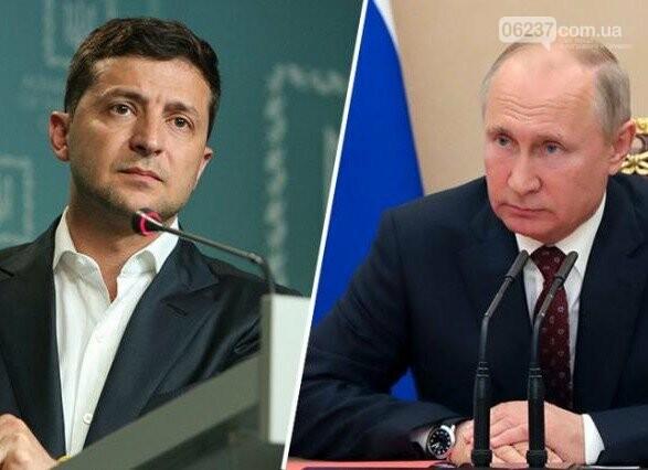 """Окрема зустріч Зеленського з Путіним планується після переговорів """"нормандської четвірки"""", фото-1"""