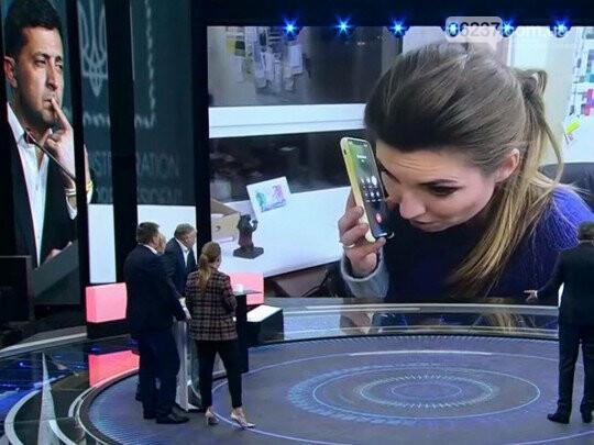 Зеленский пообщался с главной пропагандисткой Кремля Скабеевой, фото-1