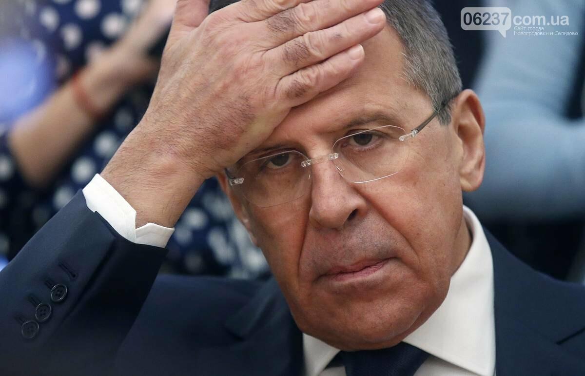Зеленский сорвался на Лаврова во время переговоров, фото-1