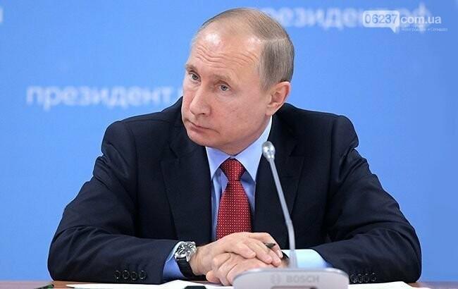 Путин исключил передачу контроля над границей до амнистии на Донбассе, фото-1
