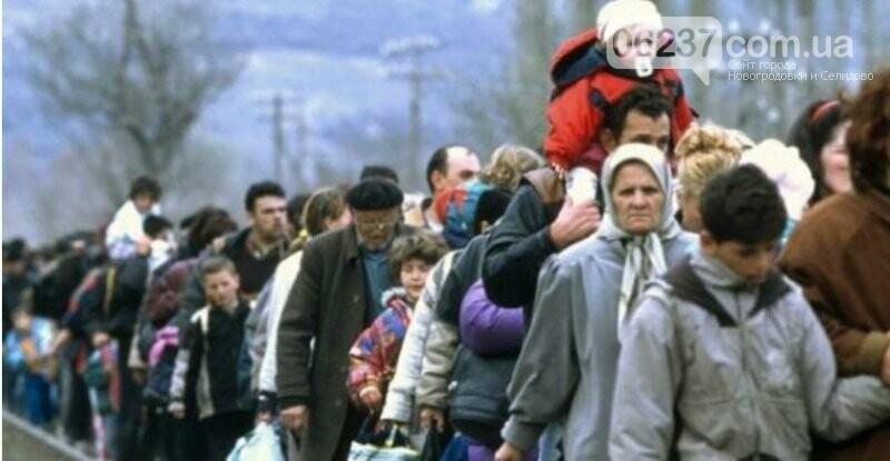 В Украине наибольшее количество внутренне перемещенных лиц, фото-1